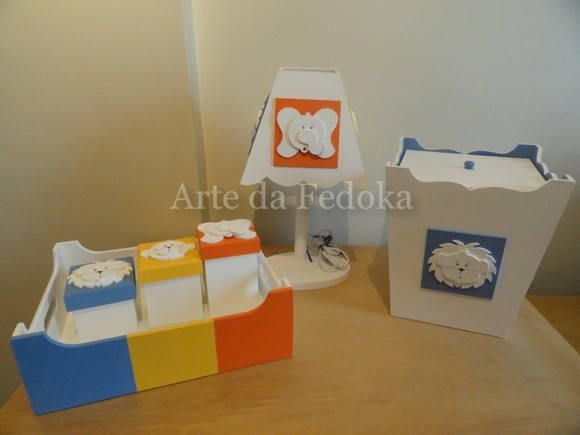 Kit Beb� Safari