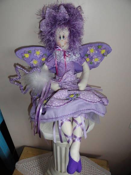 Fada Violet