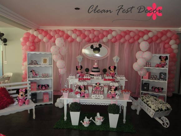 decoracao festa minnie rosa : decoracao festa minnie rosa: decoracao decoracao provencal decoracao provencal da minnie rosa