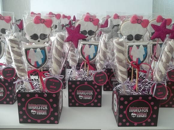 Centros de mesa para monster high - Imagui