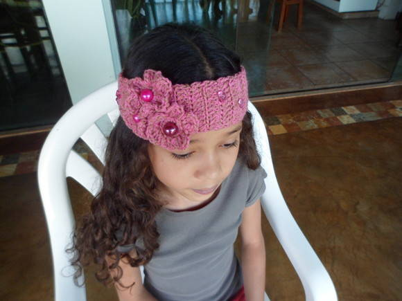bandana infantil