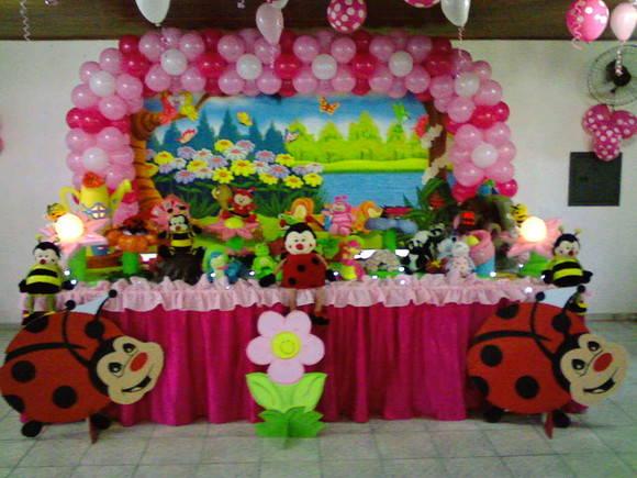 decoracao de jardim para festa infantil : decoracao de jardim para festa infantil:Decorações para Festa Meninas
