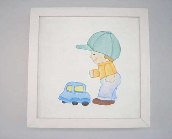 Quadro Infantil 
