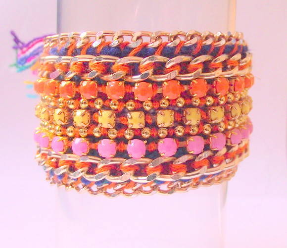 Friendship Bracelet Summer