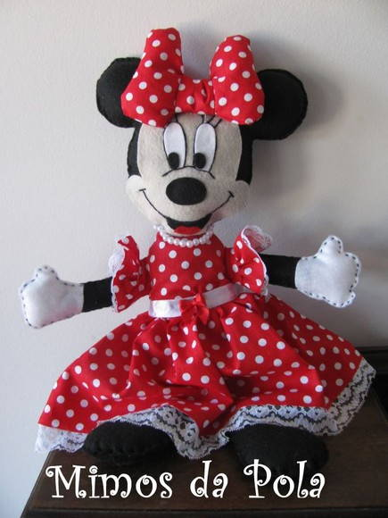Boneca da Minnie