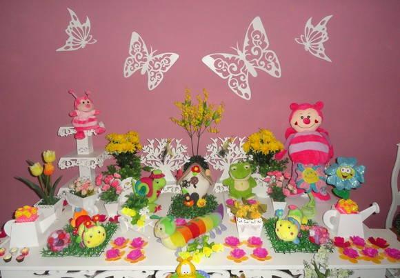 "decoracao festa jardim encantado provencal:Decoração Provençal ""Jardim Encantado"""