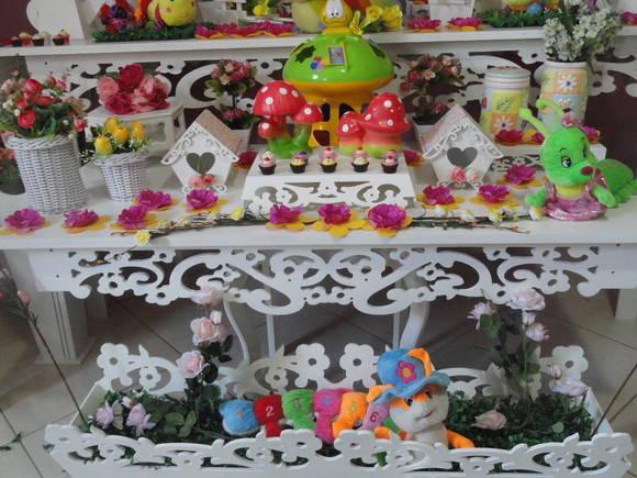 """decoracao infantil jardim encantado provencal : decoracao infantil jardim encantado provencal:Decoração Provençal """"Jardim Encantado"""""""