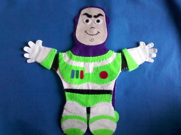 Fantoches Toy Story