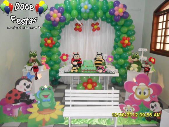 decoracao de balões jardim encantado:DECORAÇÃO PROVENÇAL JARDIM ENCANTADO