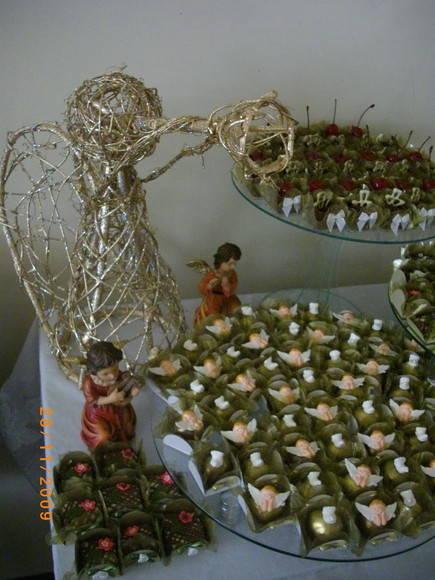 Festa Primeira Comunh u00e3o(Provençal) Balaio de Emoções Elo7 # Decoração De Festa Para Primeira Comunhão