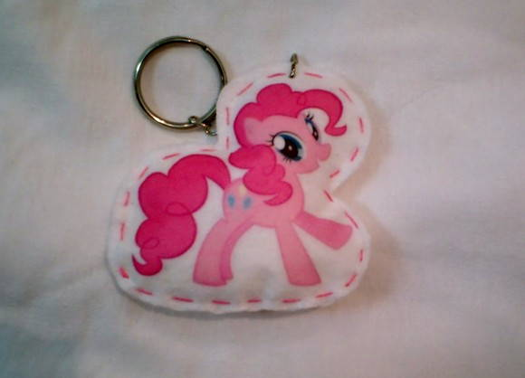 Chaveiro Lembrancinha My Little Pony