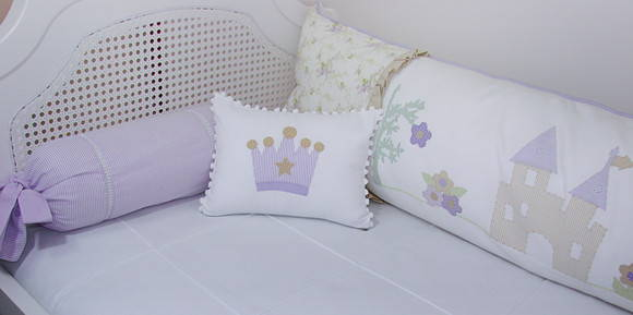 "Kit de ber�o ""Princesa"""