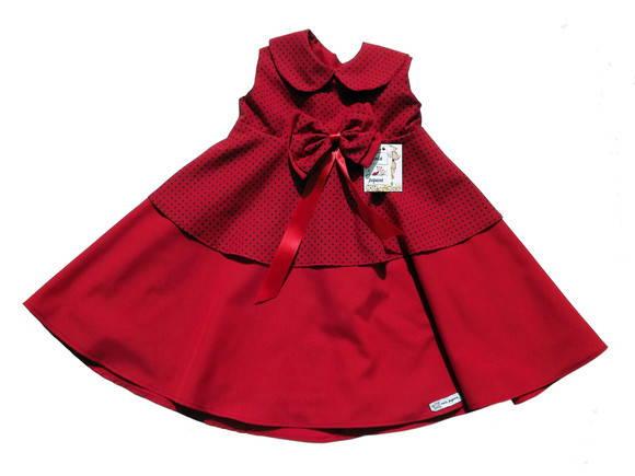 Início > Infantil > Vestido > Vestido vermelho 26D013