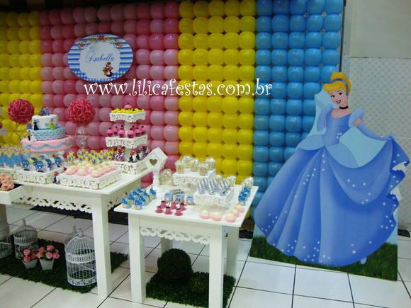Gabinete Para Banheiro Decoracao provencal para festa infantil -> Decoracao De Banheiro Provencal