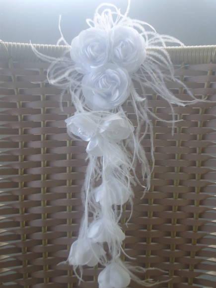 Arranjo para vestido de noiva