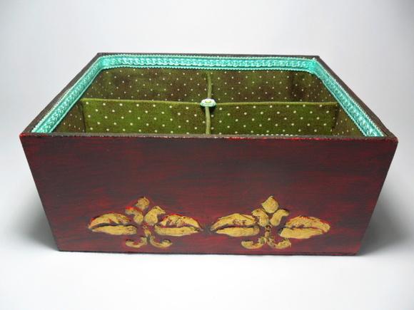 Porta Trecos - Caixa Real