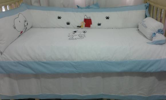 kit de ber�o snoopy