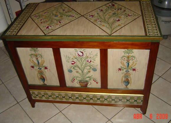 Malao antigo, restaurado e reciclado