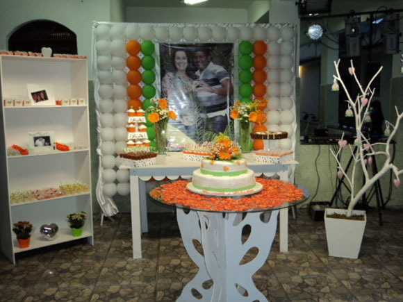 decoracao festa noivado:Decoração provençal (Aniversário/noivado