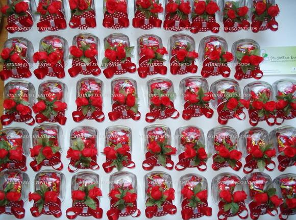 Mini Baleiro RED (Lembrancinhas Finas)