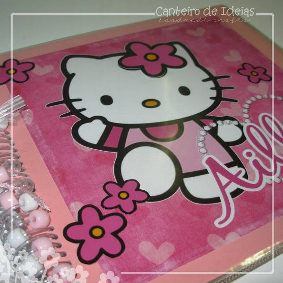 �lbum de fotos - Hello Kitty