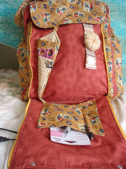 Bolsa De Pano Artesanato : Bolsa para artesanato patchwork carton teco di pano elo