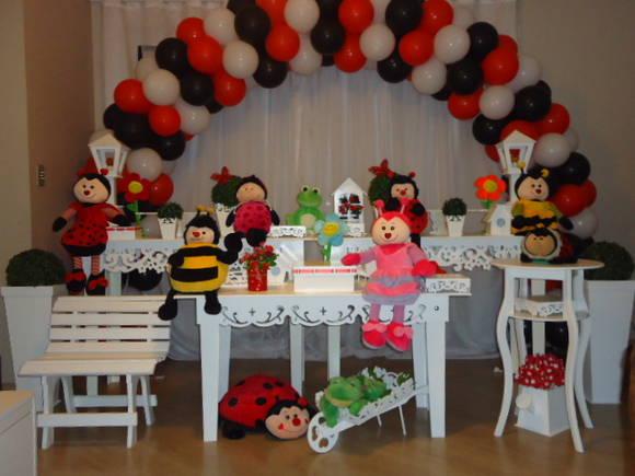decoracao festa infantil jardim encantado joaninha : decoracao festa infantil jardim encantado joaninha:Jardim Encantado Clean