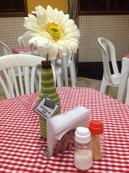 decoracao de mesa boteco : decoracao de mesa boteco:Centro de Mesa para Festa Bar Boteco