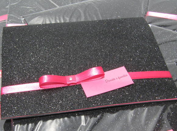 100 Convites Brunella Glamour
