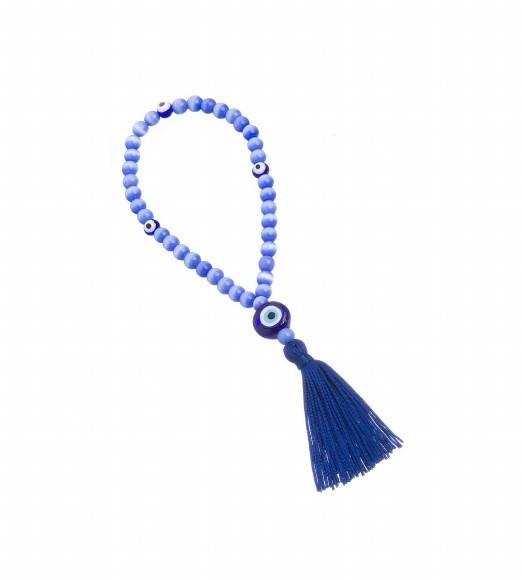 AC001 - Amuleto de Carro - OLHO TURCO