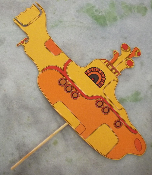 Yellow Submarine - Rock com 10 unidades