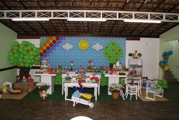 Festa Galinha Pintadinha Proven�al