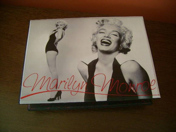 Porta Jias Marilyn Monroe