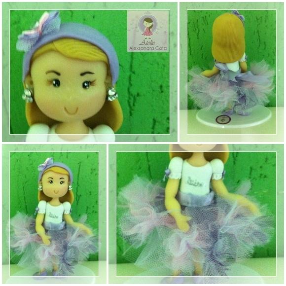 Bailarina Luisa