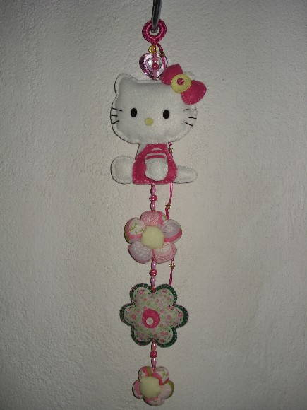 M�bile Hello Kitty/ personagens