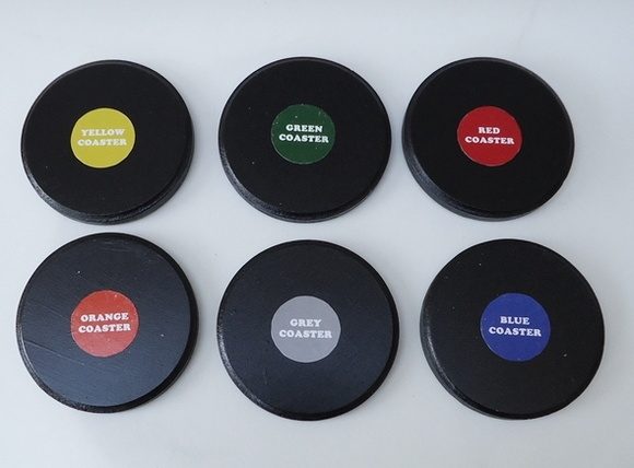 KIT PORTA COPOS POP COASTERS