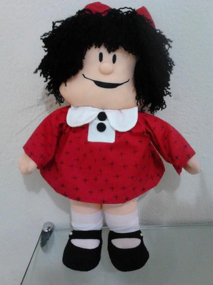Boneca Mafalda