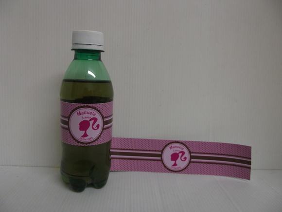 R�tulo Adesivo refrigerante Ca�ulinha