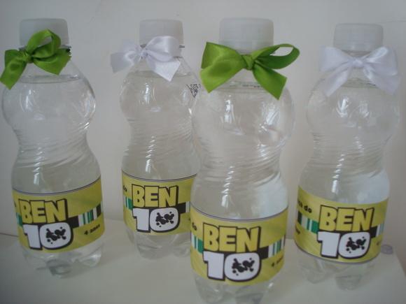 Garrafa de água personalizada Ben10