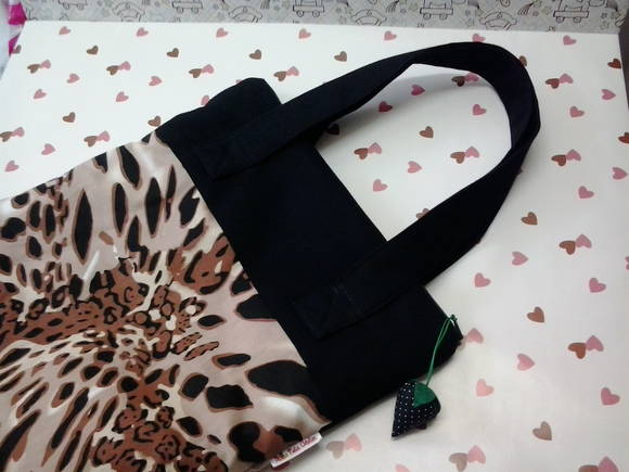 Bolsa Tote Bag Oncinha