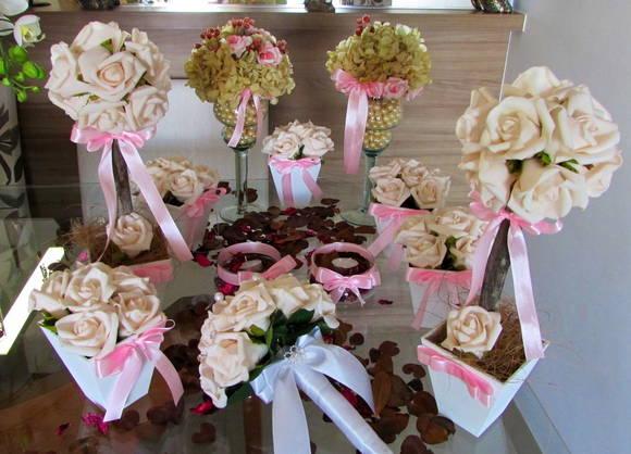 kit decoracao casamento:Kit mini casamento I