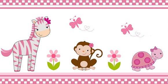 Faixa Para Quarto De Bebe Feminino ~ faixa decorativa de parede faixa decorativa para quarto infantil jpg
