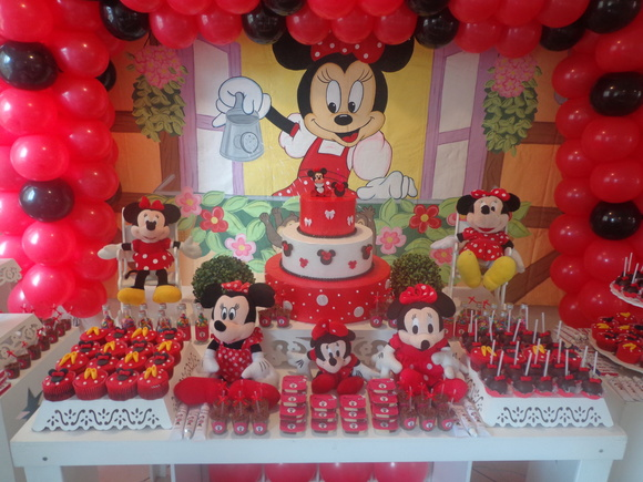 Decora��o Proven�al - MINNIE