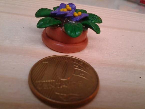 jardim flores e plantas:Miniaturas de vasos , flores e plantas