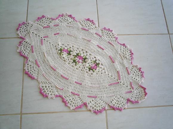 Tapete Rosa Onde Comprar : tapete-leque-rosa-tapete-de-croche.jpg