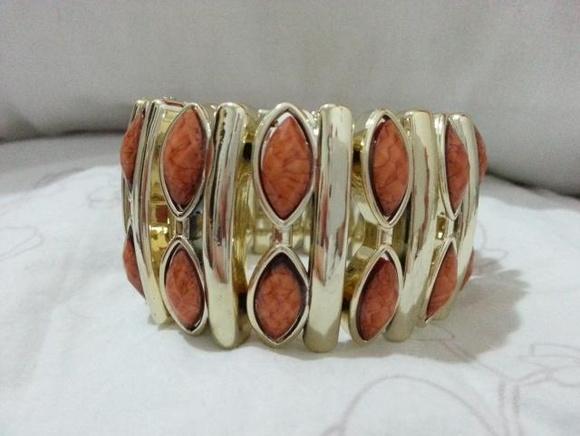Bracelete Laranja