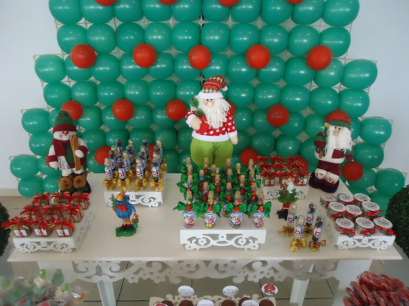 decoracao festa natalina : decoracao festa natalina:decoracao-de-natal-clean-decoracao-natalina