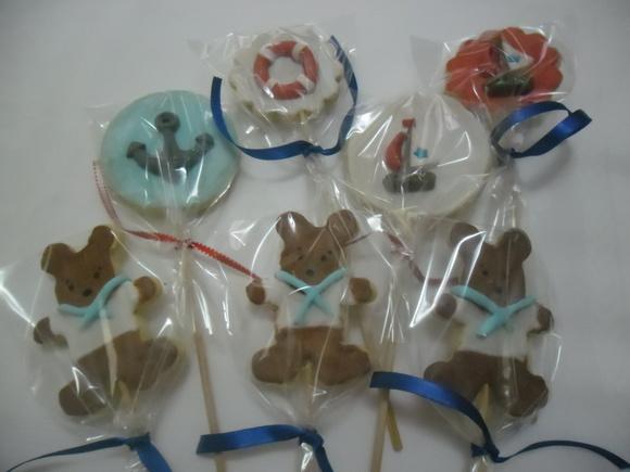 Biscoitos Ursinho Marinheiro