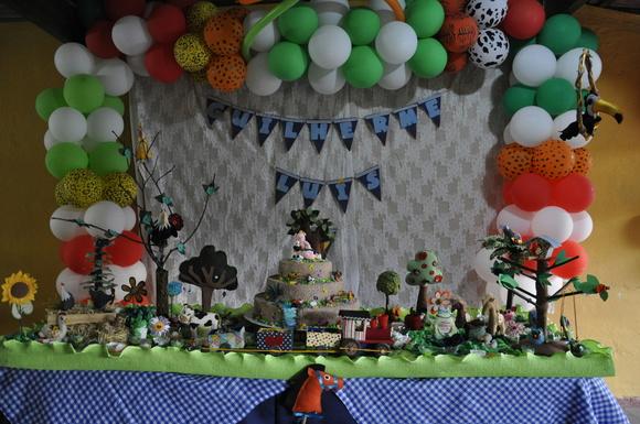Aluguel de Decora��o Festa - Fazendinha