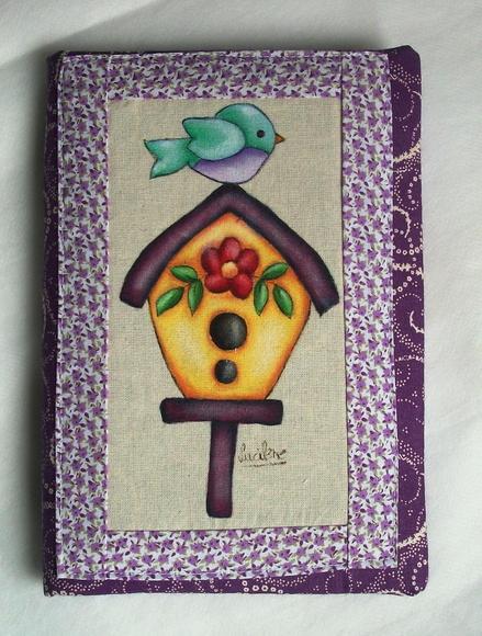 Caderno Casa de Passarinho